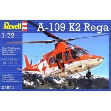 1/72 Agusta-109 K2 Rega Helicopter