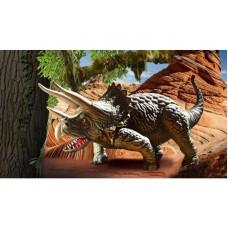 1/13 Triceratops Model Set