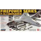 1/48 F-8J Crusader - Including full range of weaponry