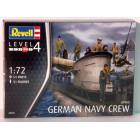 German Navy Crew (WWII) Revell - Nr. 02525 - 1:72