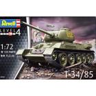 T-34/85 Revell - Nr. 03302 - 1:72