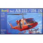 1/72 BELL AB 212 Helicopter Kit