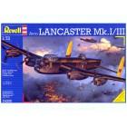 1/72 Avro Lancaster Mk. I/III