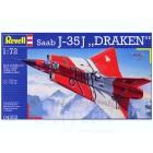 1/72 Saab J-35J Draken (Hasegawa) by Revell