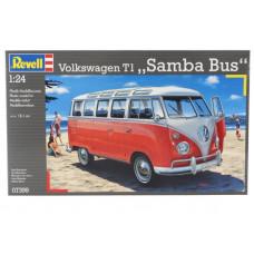 Revell 07399 1:24th scale VW T1 Samba Bus