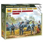 1/72 Soviet Airt Force ground crew