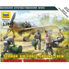 1/72 German Air force ground crew
