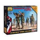 "1/72 U.S. SAM FIM-92 ""Stinger"" with Crew"