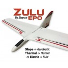 Zulu EPO - Kit - 1500mm Slope Soarer