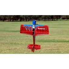 Precision Aerobatics Addiction-X  ARF (RED)