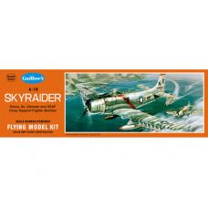 Kit guillow balsa (a-1h skyraider) 438mm