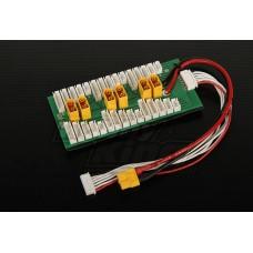 Hobbyking Parallel charging Board for 6 packs 2~6S (XT60)
