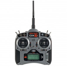 SPEKTRUM DX6I 6-CHANNEL DSMX TRANSMITTER WITH AR610 RECEVIER (SPM6630)