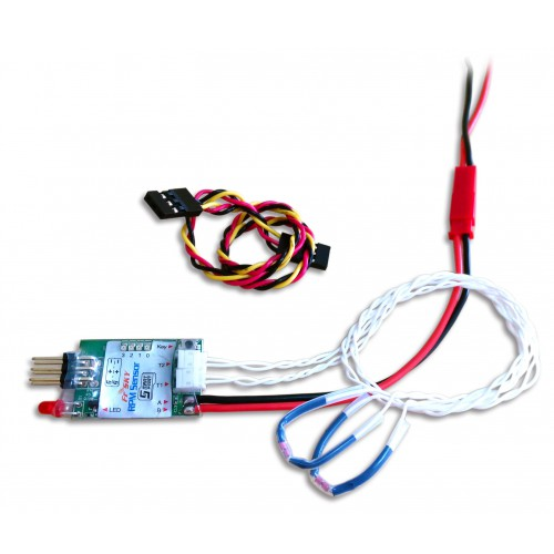 FrSky RPM Telemetry sensor w/ Smart Port