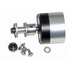 HE Inline Gearbox 2.58:1 Gear Ratio x 5mm shaft for Speed 400 & 480 Motors