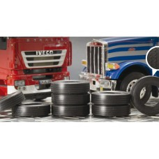 1/24  Truck Rubber Tyres