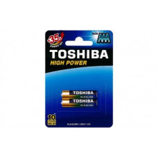 Toshiba AAA Alkaline Battery (2Pack)