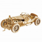Robotime V8 GRAND PRIX CAR 3D WOODEN PUZZLE