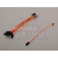 20CM Servo Lead (JR) 32AWG Ultra Light(EACH)