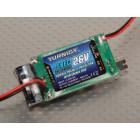 Turnigy 5A (8-26v) SBEC for Lipo Turnigy 5A (8-26v) SBEC for Lipo (USED)