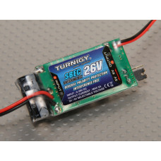 Turnigy 5A (8-26v) SBEC for Lipo Turnigy 5A (8-26v) SBEC for Lipo (USED)