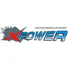 XPower 1300mah 20C 6.6V LIFE