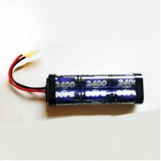 7.2V 2400maH Ni-Mh Stick Pack with Tamiya Plug